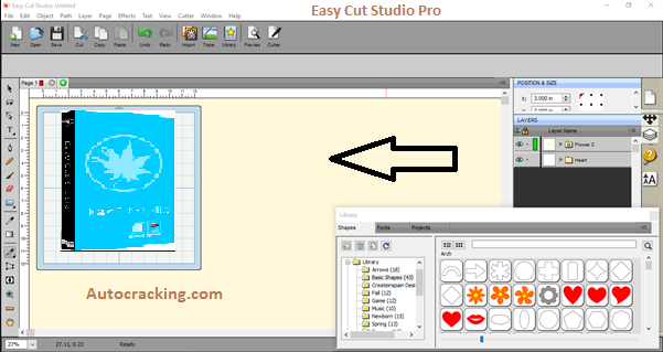 Easy Cut Studio Serial Key