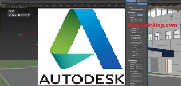 autodesk 3ds max key