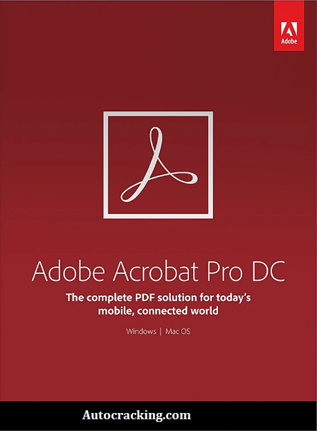 Adobe Acrobat Reader DC crack