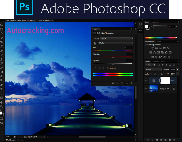 adobe photoshop latest version free download with key