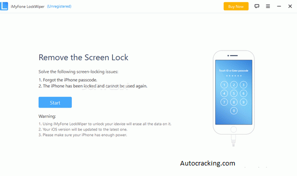 iMyFone LockWiper Key
