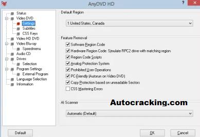 AnyDVD Key
